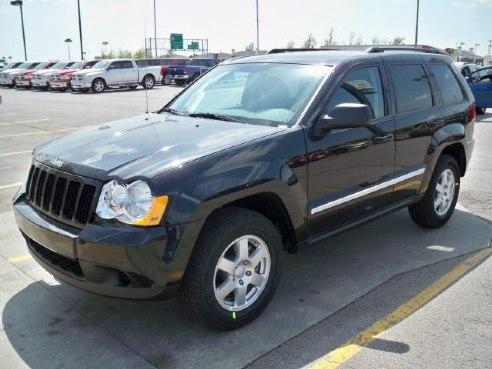 2010 jeep grand cherokee laredo for sale norman ok 3 7l 6 cylinder black. Black Bedroom Furniture Sets. Home Design Ideas